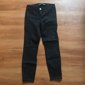 Express Black Jean. Size 0